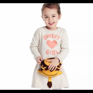 Детская сумочка на пояс Nohoo Львенок NHY003