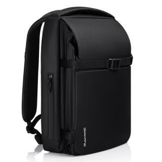 Мужской городской рюкзак Pleatpack 7-25L Black