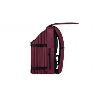 Городской рюкзак Pleatpack 7-25L Burgundy