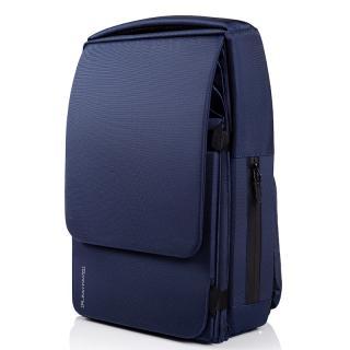 Расширяемый городской рюкзак Pleatpack 7-25L Navy Blue